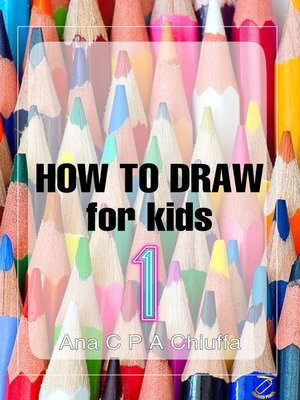 cover image of HOW TO DRAW for kids 1