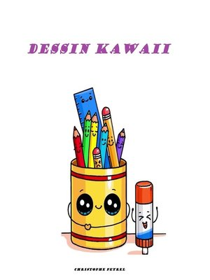 cover image of DESSIN KAWAII