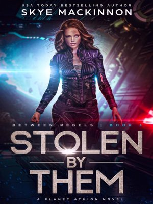 cover image of Stolen by Them