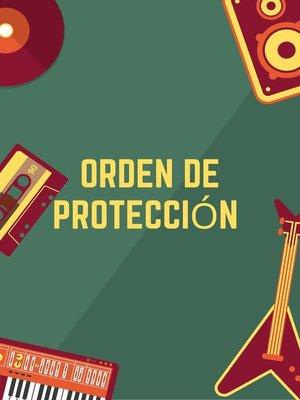 cover image of Orden de protección