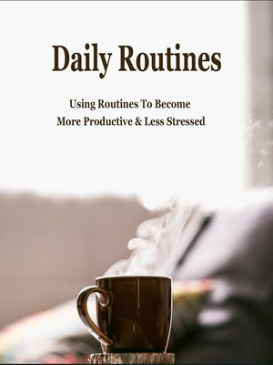 cover image of Daily Routines