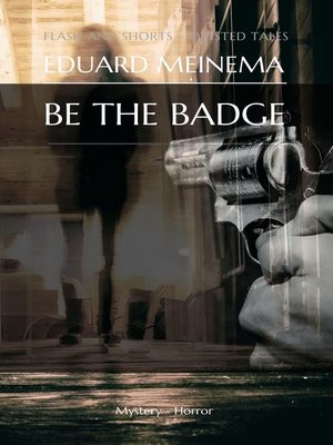 cover image of Be the Badge