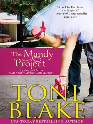 cover image of The Mandy Project