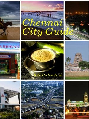 cover image of Chennai City Guide