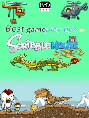 cover image of Best tips for Scribblenauts Remix