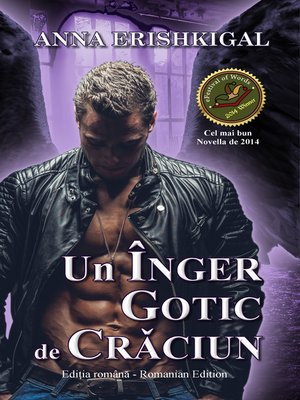 cover image of Un înger gotic de Crǎciun (Ediția română)
