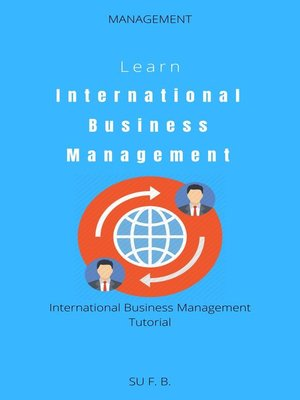 cover image of Learn International Business Management