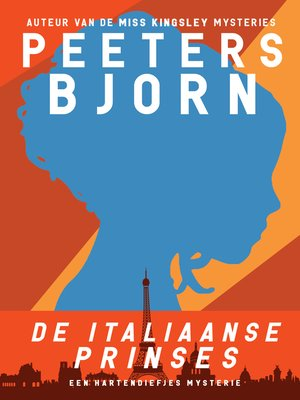 cover image of De Italiaanse Prinses