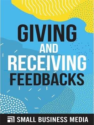 cover image of Giving and Receiving Feedback