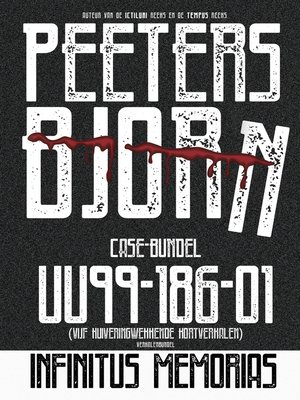 cover image of Case-bundel