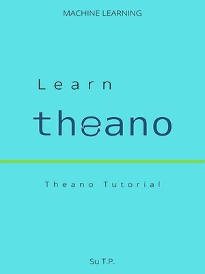 cover image of Learn Theano