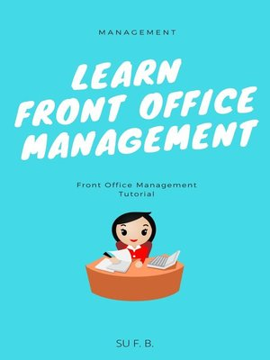 cover image of Learn Front Office Management