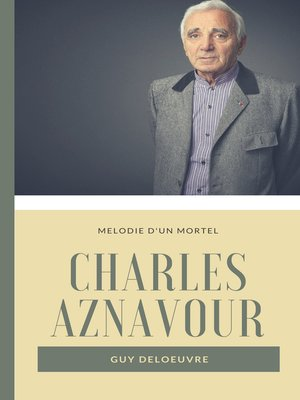 cover image of Charles Aznavour