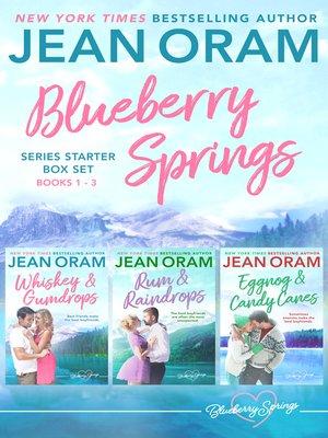 cover image of Sweet Romance Series Starter Box Set (Books 1--3)