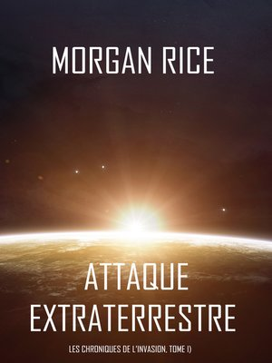 cover image of Attaque Extraterrestre