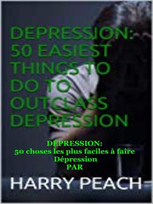 cover image of DÉPRESSION