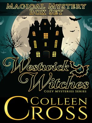 cover image of Westwick Witches Magical Mystery Box Set