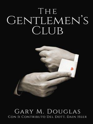 cover image of The Gentlemen's Club