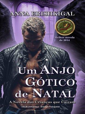 cover image of Um Anjo Gótico de Natal