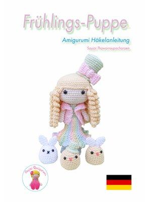 cover image of Frühlings-Puppe Amigurumi Häkelanleitung