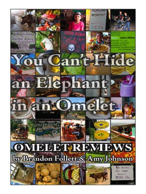 cover image of You Can't Hide an Elephant in an Omelet