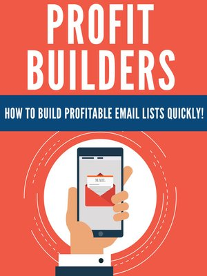 cover image of Profit Builders