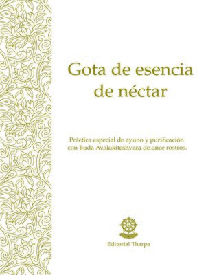 cover image of Gota de esencia de néctar
