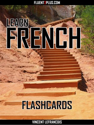 cover image of Learn French--Flashcards