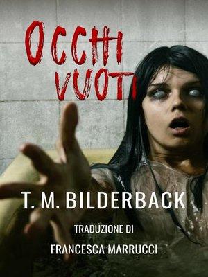 cover image of Occhi Vuoti