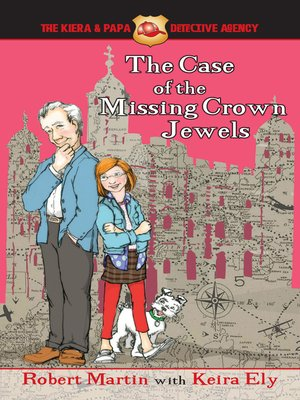 cover image of The Case of the Missing Crown Jewels