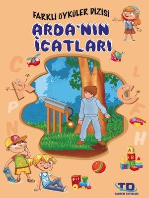 cover image of Arda'nın İcatları