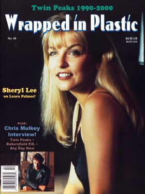 cover image of Issue #45: Wrapped In Plastic Magazine, Book 45