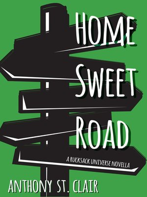 cover image of Home Sweet Road