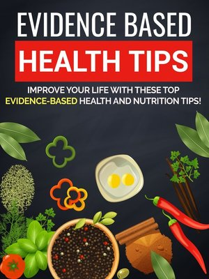 cover image of Evidence Based Health Tips
