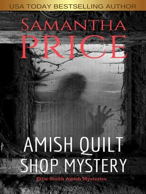 cover image of Amish Quilt Shop Mystery