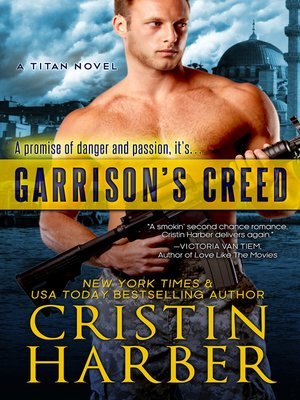 cover image of Garrison's Creed