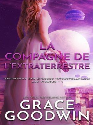 cover image of La Compagne de l'Extraterrestre