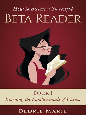 cover image of How to Become a Successful Beta Reader Book 1