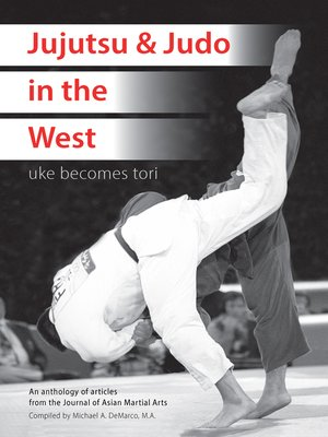 cover image of Jujutsu and Judo in the West