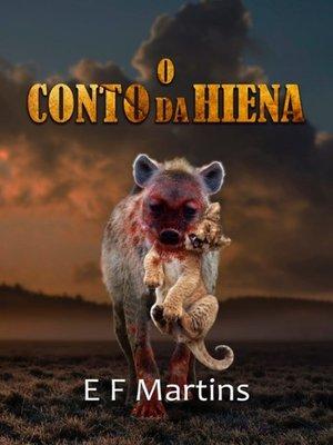 cover image of O Conto da Hiena