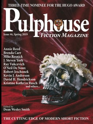 cover image of Pulphouse Fiction Magazine, Book 6