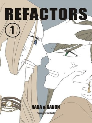 cover image of REFACTORS (Yuri Manga)