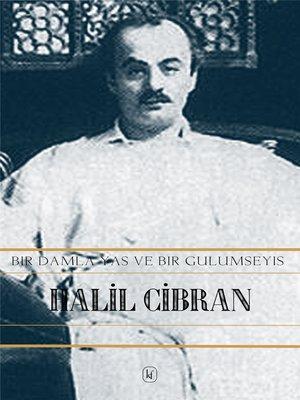 cover image of Bir Damla Yaş ve Bir Gülümseyiş