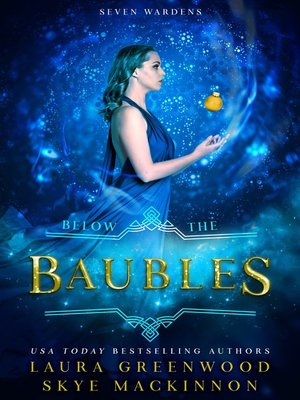 cover image of Below the Baubles