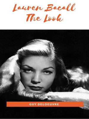 cover image of Lauren Bacall