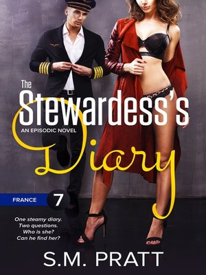 cover image of The Stewardess's Diary: France