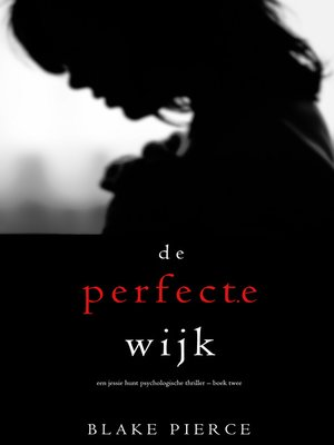 cover image of De perfecte wijk