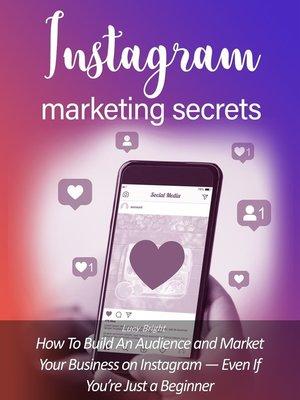 cover image of Instagram Marketing Secrets