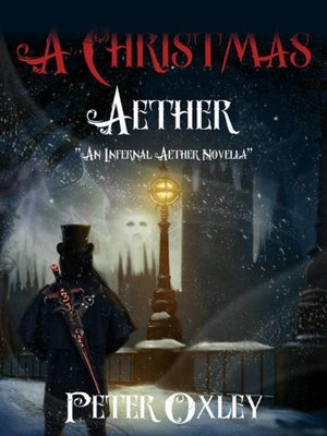 cover image of A Christmas Aether