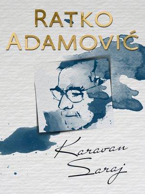 cover image of Karavan Saraj